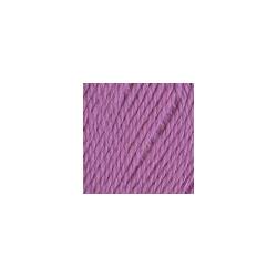 Пряжа Троицкая Новозеландская (100% шерсть) 10х100г/250м цв.0156 сиреневые дали