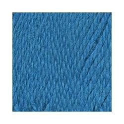 Пряжа Троицкая Новозеландская (100% шерсть) 10х100г/250м цв.0474 голубая бирюза