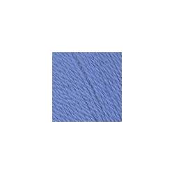 Пряжа Троицкая Новозеландская (100% шерсть) 10х100г/250м цв.2820 воздушно-голубой