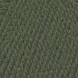 Пряжа Троицкая Подмосковная (50% шерсть, 50% акрил) 10х100г/250м цв.0244 омут