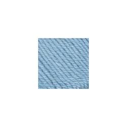 Пряжа Троицкая Подмосковная (50% шерсть, 50% акрил) 10х100г/250м цв.0276 бледно-голубой