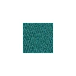 Пряжа Троицкая Подмосковная (50% шерсть, 50% акрил) 10х100г/250м цв.0313 изумруд