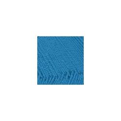 Пряжа Троицкая Подмосковная (50% шерсть, 50% акрил) 10х100г/250м цв.0474 голубая бирюза
