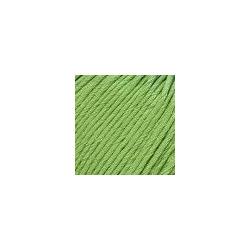 Пряжа Троицкая Подмосковная (50% шерсть, 50% акрил) 10х100г/250м цв.0580 зелёное яблоко
