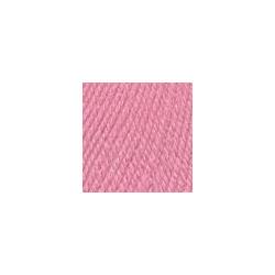 Пряжа Троицкая Подмосковная (50% шерсть, 50% акрил) 10х100г/250м цв.3581 миндаль
