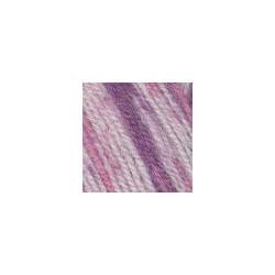 Пряжа Троицкая Подмосковная (50% шерсть, 50% акрил) 10х100г/250м цв.принт 7168