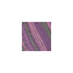 Пряжа Троицкая Подмосковная (50% шерсть, 50% акрил) 10х100г/250м цв.принт 7235