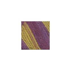 Пряжа Троицкая Подмосковная (50% шерсть, 50% акрил) 10х100г/250м цв.принт 7279