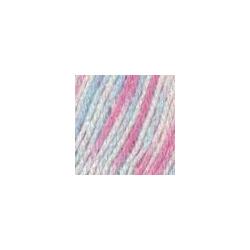 Пряжа Троицкая Подмосковная (50% шерсть, 50% акрил) 10х100г/250м цв.секционный 4032