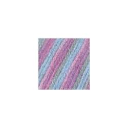 Пряжа Троицкая Подмосковная (50% шерсть, 50% акрил) 10х100г/250м цв.секционный 4152