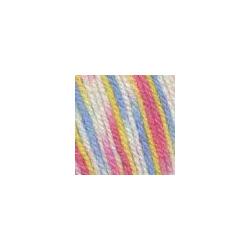 Пряжа Троицкая Подмосковная (50% шерсть, 50% акрил) 10х100г/250м цв.секционный 4180