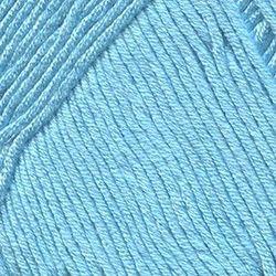 Пряжа Троицкая Сакура (100% вискоза) 5х100г/180м цв.0522 бирюза