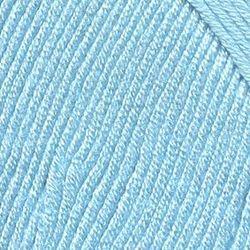 Пряжа Троицкая Сакура (100% вискоза) 5х100г/180м цв.1430 св.бирюза