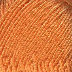 Пряжа Троицкая Сакура (100% вискоза) 5х100г/180м цв.2410 апельсин
