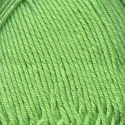 Пряжа Троицкая Сакура (100% вискоза) 5х100г/180м цв.3298 яркий салат