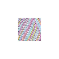 Пряжа Троицкая Сакура (100% вискоза) 5х100г/180м цв.4023 секционная