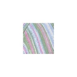 Пряжа Троицкая Сакура (100% вискоза) 5х100г/180м цв.7264 принт