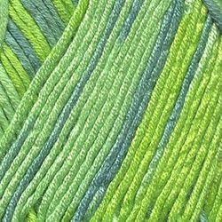Пряжа Троицкая Сакура (100% вискоза) 5х100г/180м цв.7337 принт