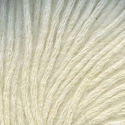 Пряжа Троицкая Фиджи (20% мериносовая шерсть, 60% хлопок, 20% акрил) 5х50г/95м цв.0770 натуральный светлый