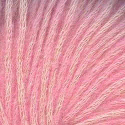 Пряжа Троицкая Фиджи (20% мериносовая шерсть, 60% хлопок, 20% акрил) 5х50г/95м цв.8351 меланж (миндальный)