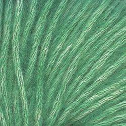 Пряжа Троицкая Фиджи (20% мериносовая шерсть, 60% хлопок, 20% акрил) 5х50г/95м цв.8358 меланж (зел.бирюза)