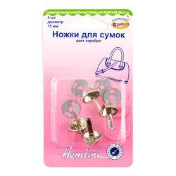 Аксессуары Hemline Ножки для сумок, 15 мм