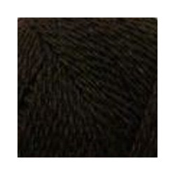 Пряжа Пехорка Деревенская (100% полугрубая шерсть) 10х100г/250м цв.017 шоколад