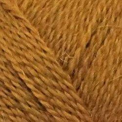 Пряжа Пехорка Деревенская (100% полугрубая шерсть) 10х100г/250м цв.044 золото