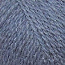 Пряжа Пехорка Деревенская (100% полугрубая шерсть) 10х100г/250м цв.174 стальной