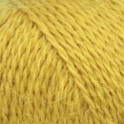 Пряжа Пехорка Деревенская (100% полугрубая шерсть) 10х100г/250м цв.447 горчица
