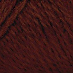 Пряжа Пехорка Деревенская (100% полугрубая шерсть) 10х100г/250м цв.487 красное дерево
