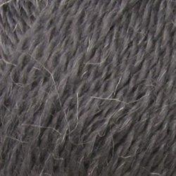 Пряжа Пехорка Деревенская (100% полугрубая шерсть) 10х100г/250м цв.585 графит