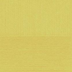 Пряжа Пехорка Детский каприз тёплый (50% мериносовая шерсть, 50% фибра) 10х50г/125м цв.027 лимон