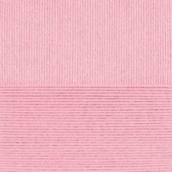 Пряжа Пехорка Детский каприз тёплый (50% мериносовая шерсть, 50% фибра) 10х50г/125м цв.1129 нежная роза