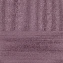Пряжа Пехорка Детский каприз тёплый (50% мериносовая шерсть, 50% фибра) 10х50г/125м цв.1132 виногр. сок