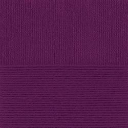 Пряжа Пехорка Детский каприз тёплый (50% мериносовая шерсть, 50% фибра) 10х50г/125м цв.191 ежевика