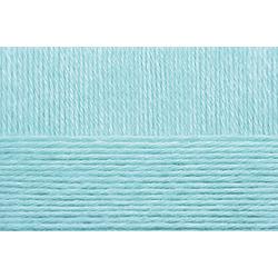 Пряжа Пехорка Детский каприз тёплый (50% мериносовая шерсть, 50% фибра) 10х50г/125м цв.222 голубая бирюза