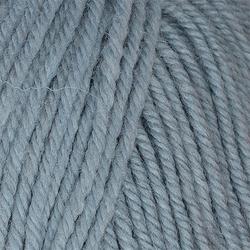 Пряжа Пехорка Детский каприз тёплый (50% мериносовая шерсть, 50% фибра) 10х50г/125м цв.398 дымок