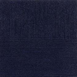Пряжа Пехорка Детский каприз тёплый (50% мериносовая шерсть, 50% фибра) 10х50г/125м цв.571 синий