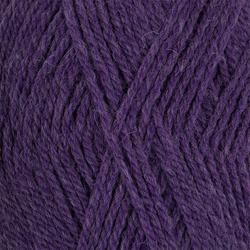 Пряжа Пехорка Джинсовый Ряд (50% шерсть, 50% акрил) 10х100г/250м цв.1161 фиолетовый меланж
