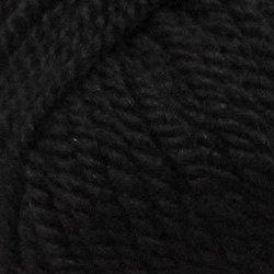 Пряжа Пехорка Зимний вариант (95% шерсть, 5% акрил) 10х100г/100м цв.002 черный
