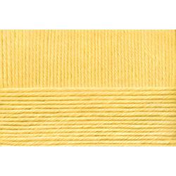 Пряжа Пехорка Конкурентная (50% шерсть, 50% акрил) 10х100г/250м цв.053 св.желтый