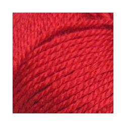 Пряжа Пехорка Конкурентная (50% шерсть, 50% акрил) 10х100г/250м цв.088 красный мак