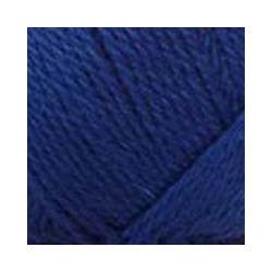 Пряжа Пехорка Конкурентная (50% шерсть, 50% акрил) 10х100г/250м цв.100 корол.синий