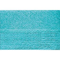 Пряжа Пехорка Конкурентная (50% шерсть, 50% акрил) 10х100г/250м цв.172 ярк.голубой