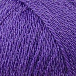 Пряжа Пехорка Конкурентная (50% шерсть, 50% акрил) 10х100г/250м цв.183 пурпур