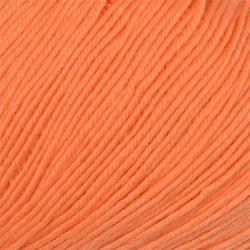 Пряжа Пехорка Ласковое детство (100% меринос.шерсть) 5х50г/225м цв.186 манго