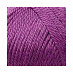 Пряжа Пехорка Мериносовая (50% шерсть, 50% акрил) 10х100г/200м цв.040 цикламен