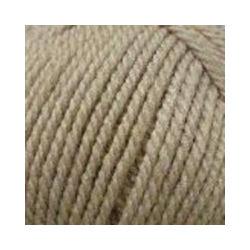 Пряжа Пехорка Мериносовая (50% шерсть, 50% акрил) 10х100г/200м цв.124 песочный