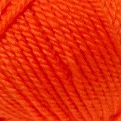 Пряжа Пехорка Мериносовая (50% шерсть, 50% акрил) 10х100г/200м цв.284 оранжевый